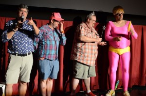 Fun at the 2013 MIFF's comedy show. Photo by Chris Kridler