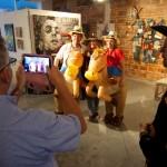 Melbourne Independent Filmmakers Festival 2015 pre-party at Derek Gores Gallery. Photo by Chris Kridler, ChrisKridler.com