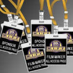 All Access Passes Await Selected Filmmakers and Sponsors