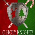 O HOLY KNIGHT premieres at the Melbourne Independent Filmmakers Festival Saturday, October 20th!