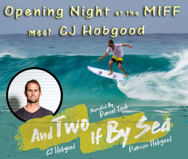 Opening Night Guest CJ Hobgood