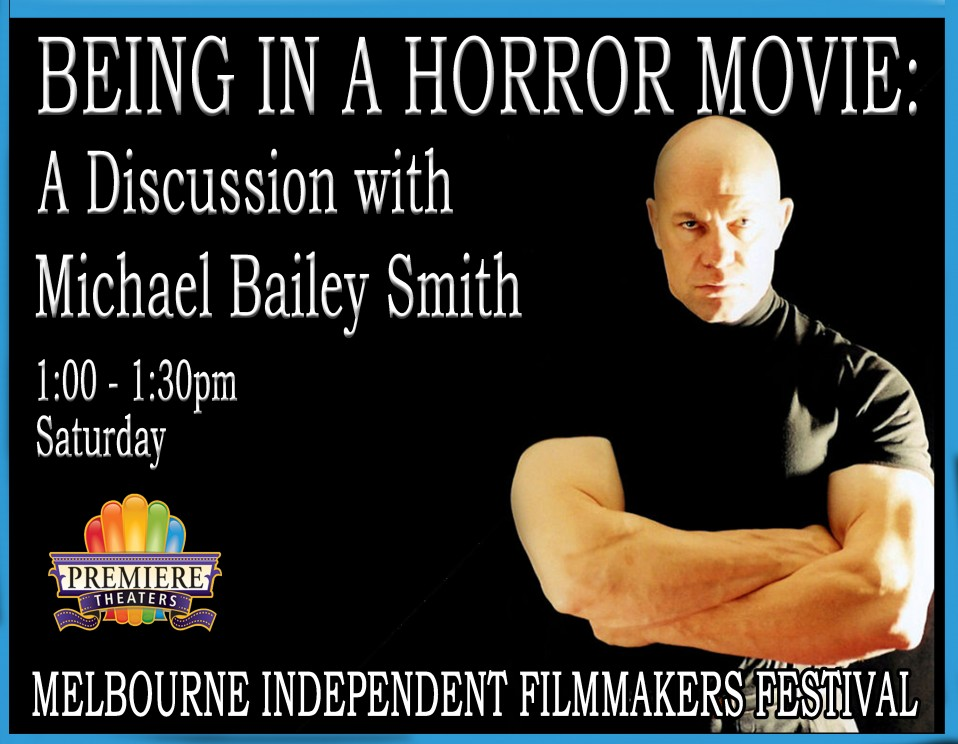 MEET Film and TV Star Michael Bailey Smith