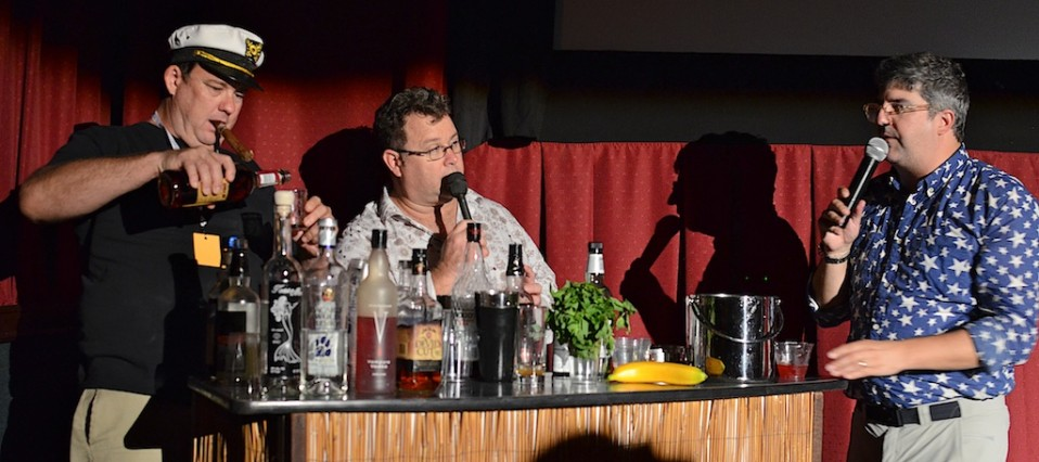 Relive MIFF comedy with Pat and Billy