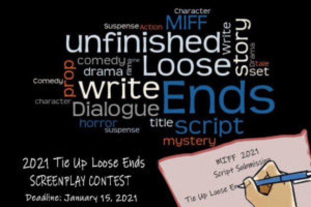 Tie Up Loose Ends Screenplay Contest Begins