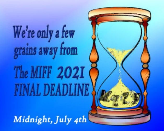 2021 Submission Window Closing SOON