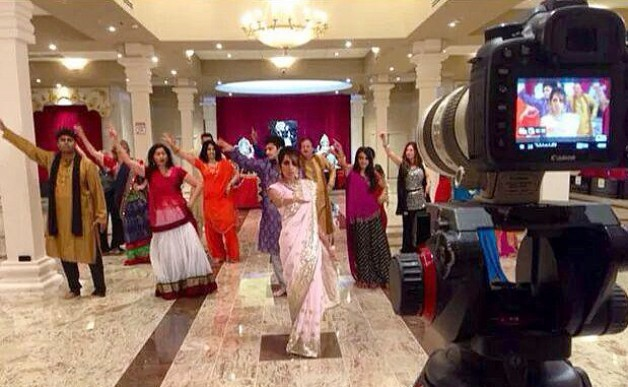 Bollywood-style music video filmed in Melbourne for its MIFF debut