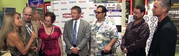MIFF red carpet: Video from Saturday night