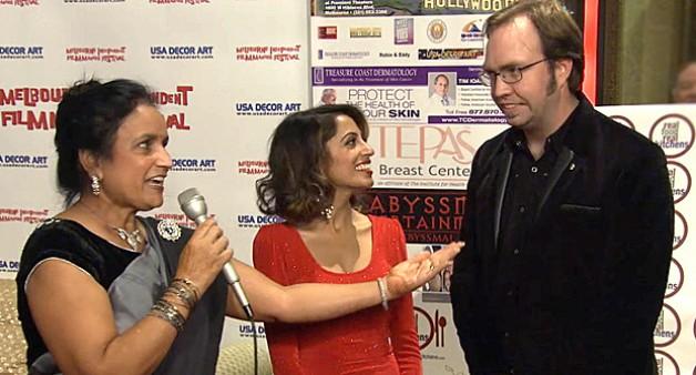MIFF red carpet: Friday night Bollywood fun
