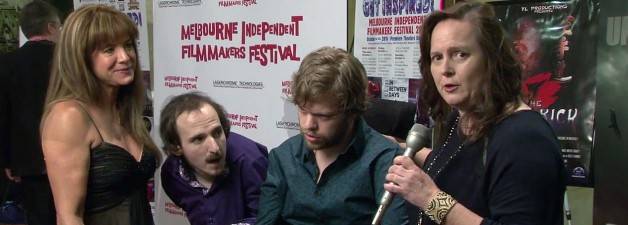 Video: No Limits Academy, MIFF's beneficiary, visits the red carpet
